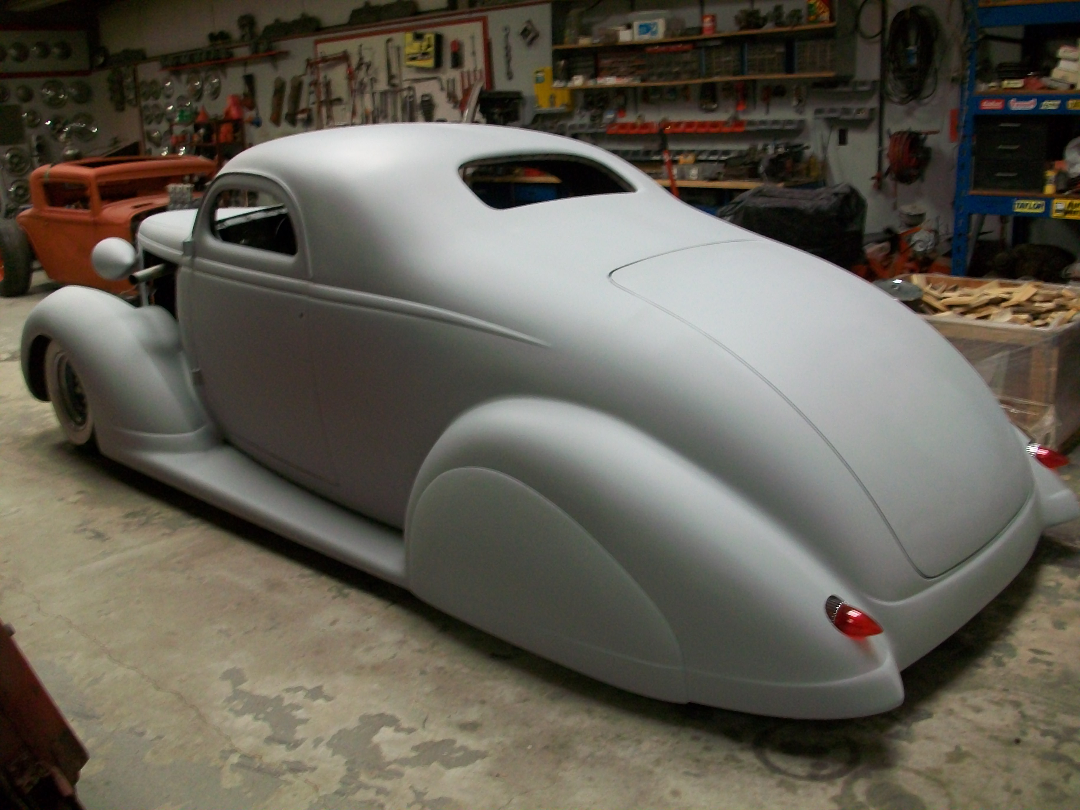 Jason Graham Hot Rods & Cool Customs - Custom Work