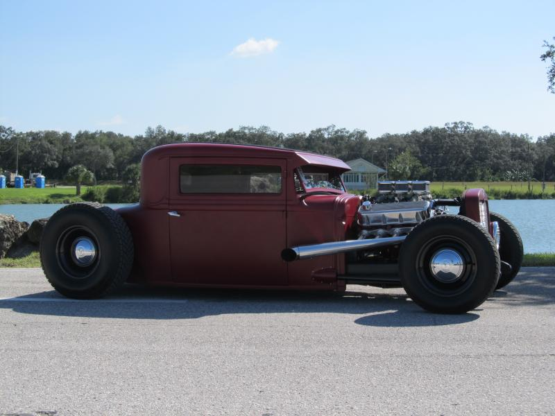 Jason Graham Hot Rods & Cool Customs - 1930 Chevy 3win Coupe
